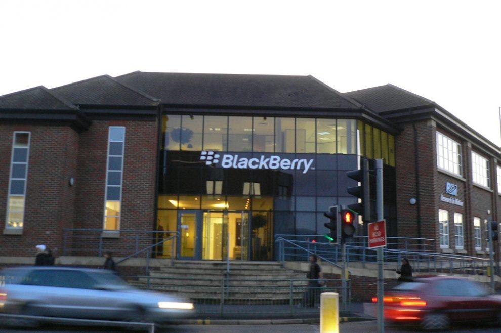 BlackBerry Shares Jump on Better-than-Expected Earnings