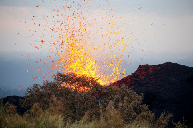 About 23 Tourists Injured In The Kilauea Lava Explosion