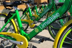 Alphabet And Uber Spend In Bike Sharing Company Lime