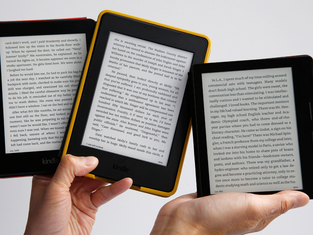 Apple Books Not Ready To Compete With Kindle