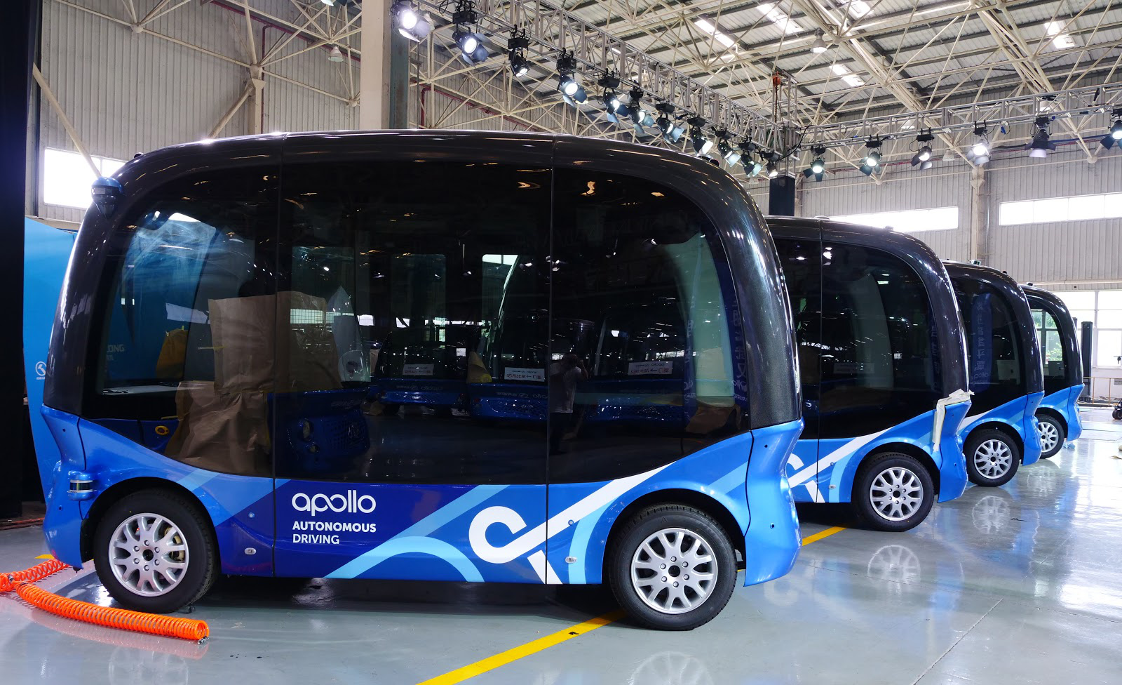 Baidu to Introduce Its Self-Driving Buses In Japan