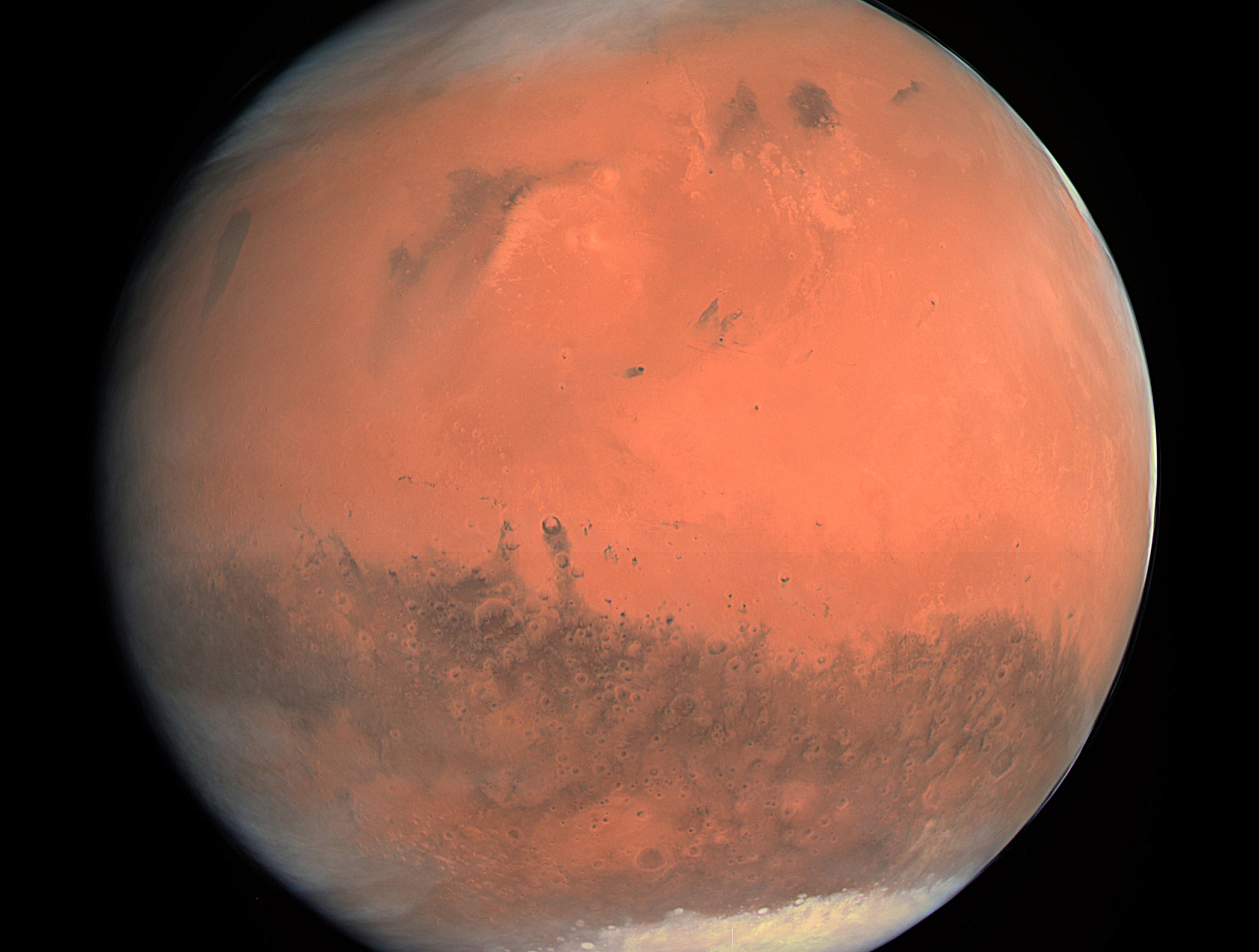 Destiny Of NASA's Opportunity Rover Indefinite As Martian Dust Storm Attains Peak Strength