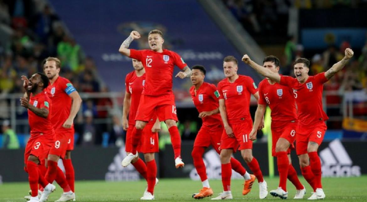 England Saves It Place And Ends The Shootout Curse In World Cup