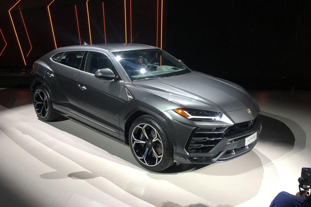 Lamborghini Urus Set To Make Energetic Entrance At Goodwood Festival Of Speed