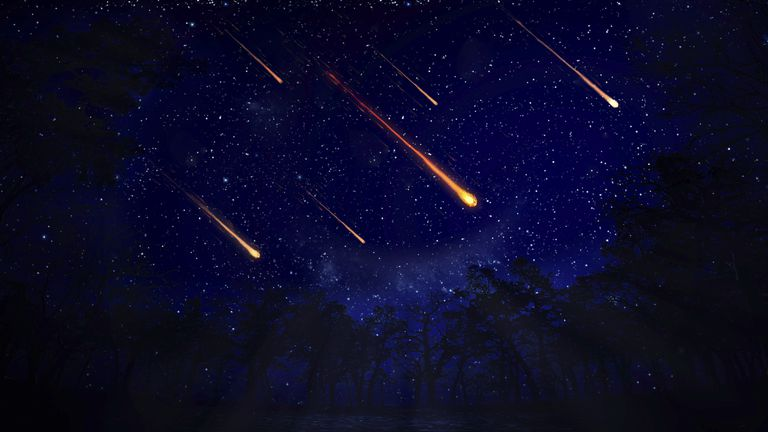 Meteorite Pieces Found By Scientists Off The Washington Coast